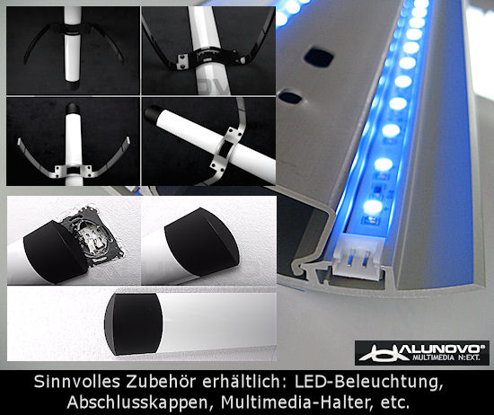 design kabelkanal f r fernseher lcd boxen plasma l nge 80cm. Black Bedroom Furniture Sets. Home Design Ideas